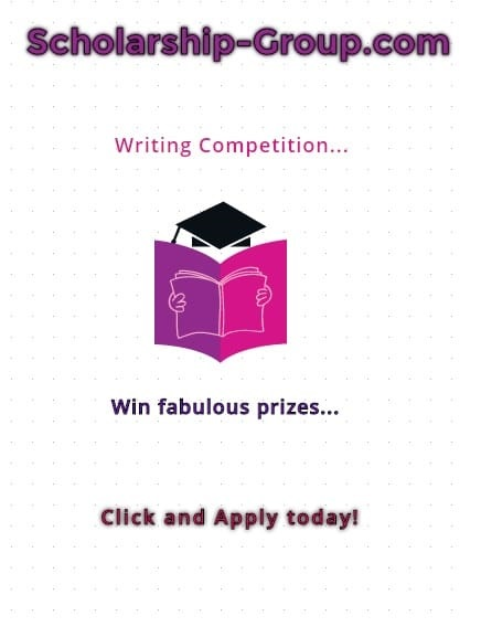 Scholarshipgroup Writing Competition Ads