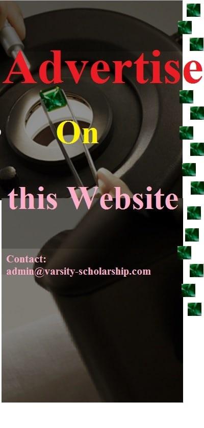 Varsity scholarship