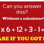 Not sure of your IQ? do this real IQ test free